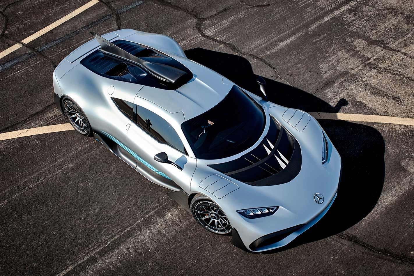 Mercedes-Benz AMG One project