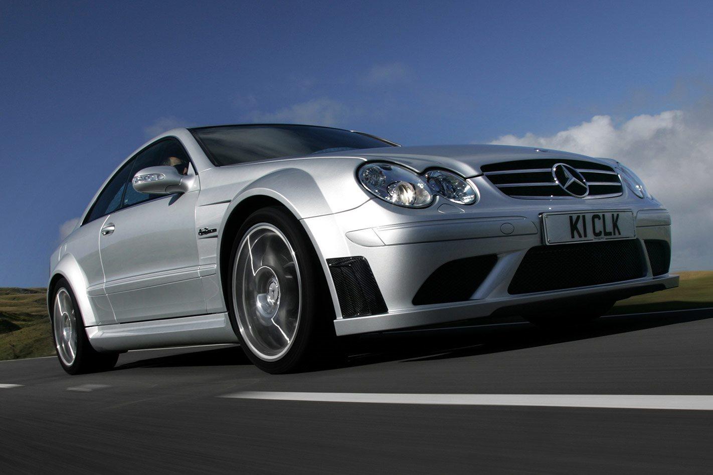 Mercedes-Benz AMG CLK 63 Black series