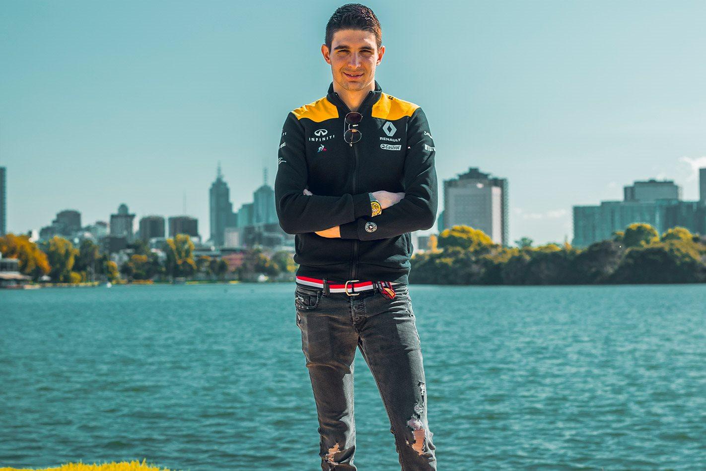 Meet Esteban Ocon – Daniel Ricciardo's nemesis for 2020