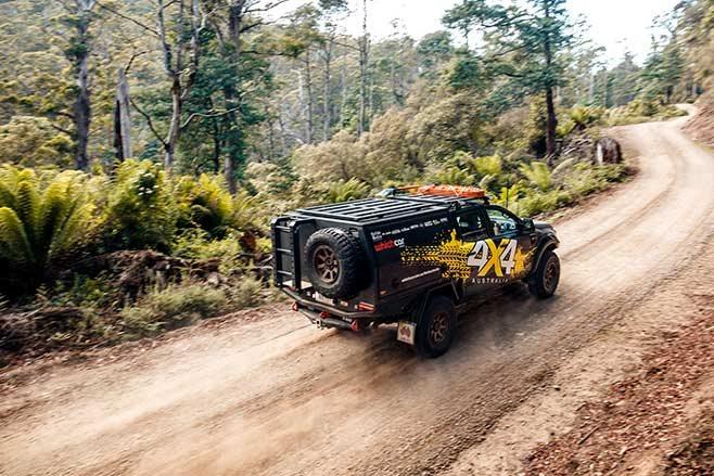Ford Ranger off-road