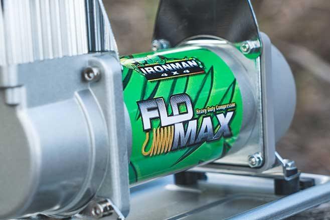 Ironman 4x4 Flow Max compressor