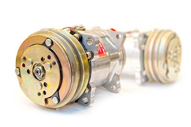 Endless Air engine-driven compressor