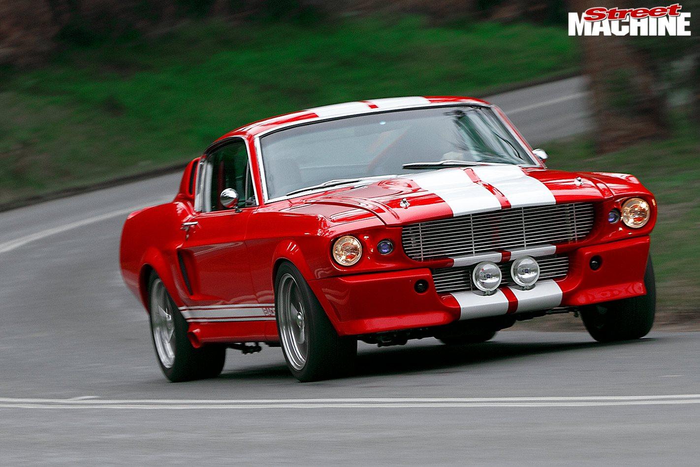 Pro Golfer Aaron Baddeley S 1968 Ford Mustang Flashback