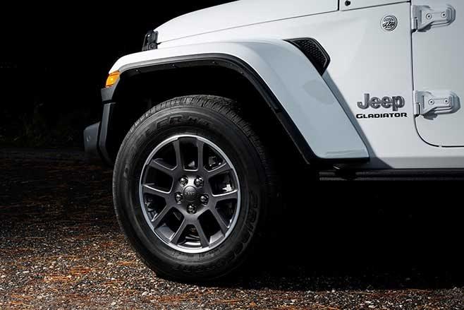 Jeep Gladiator Overland off-road