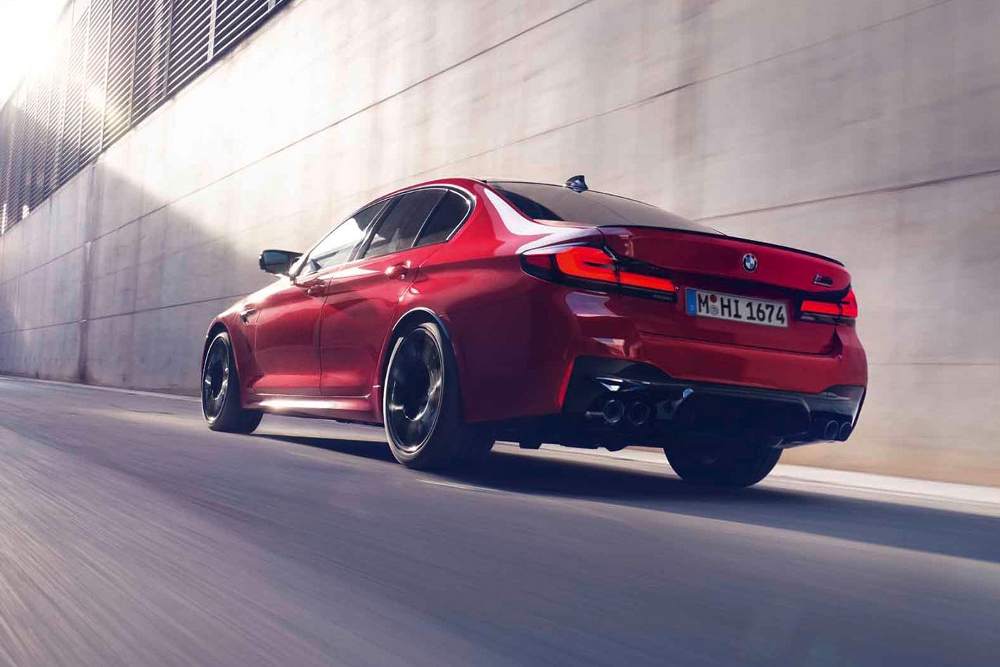 2021 Bmw M5 Competition Pricing For Australia
