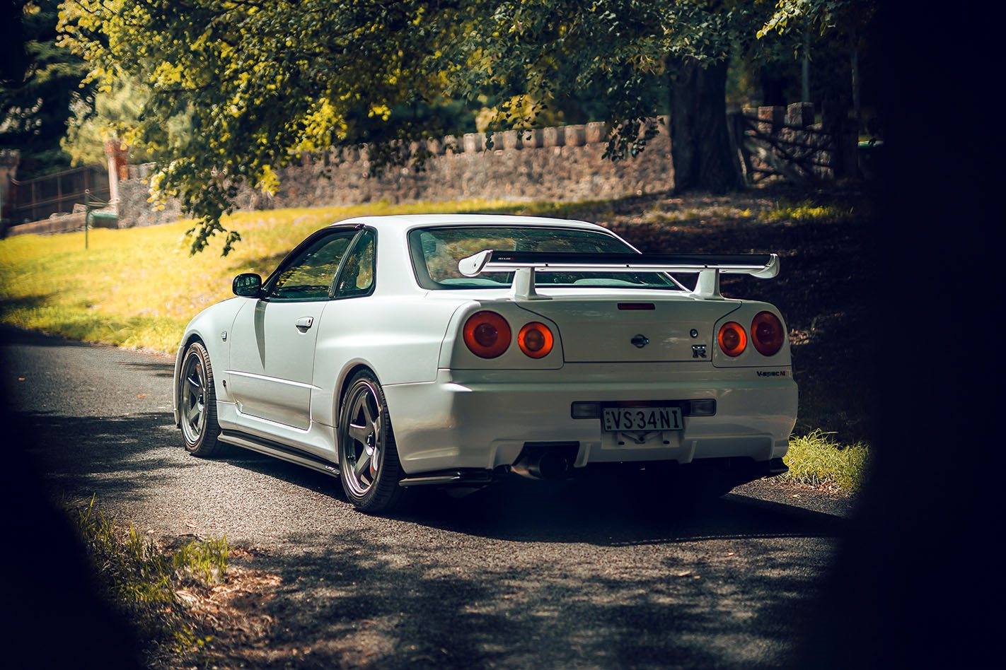 An In Depth Look At The Nissan Skyline R34 Gt R V Spec N1