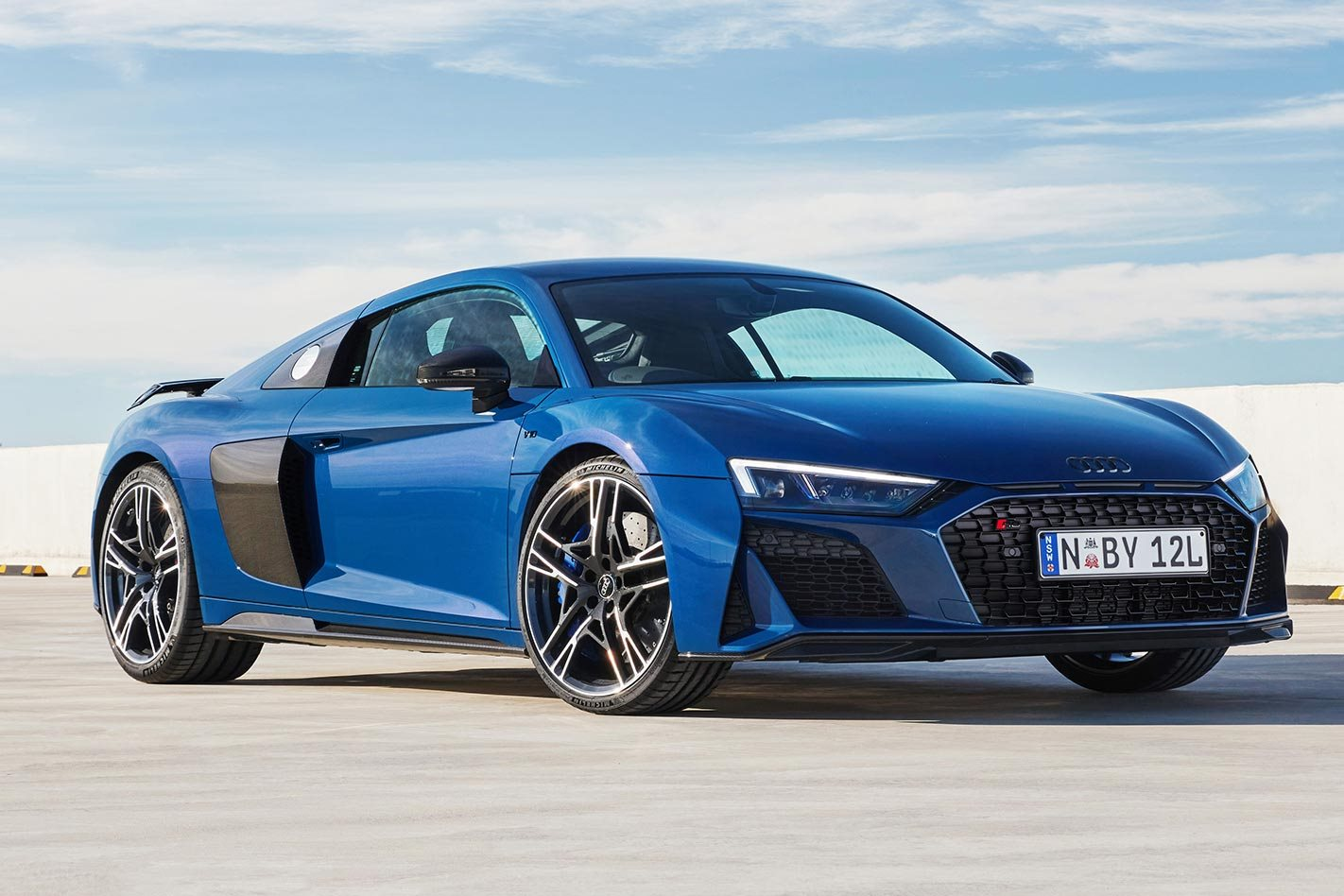 2020 Audi R8 Australian Pricing Revealed