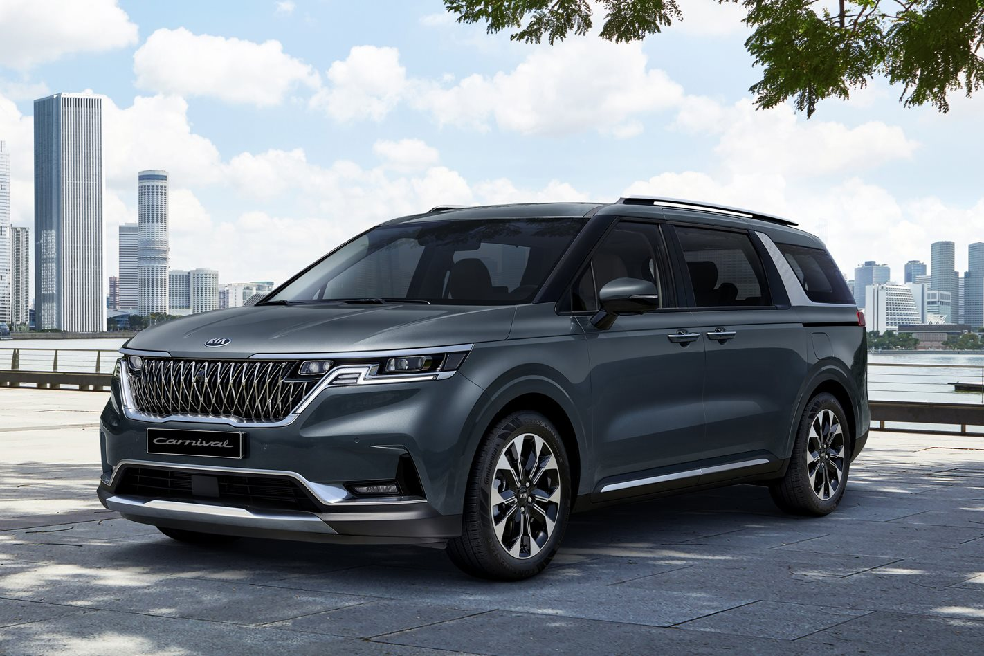Performance and New Engine Kia Carnival 2021 Release Date Australia