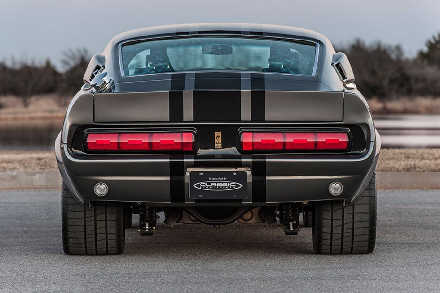 Carbon Fibre 1967 Shelby GT500 is wildly expensive