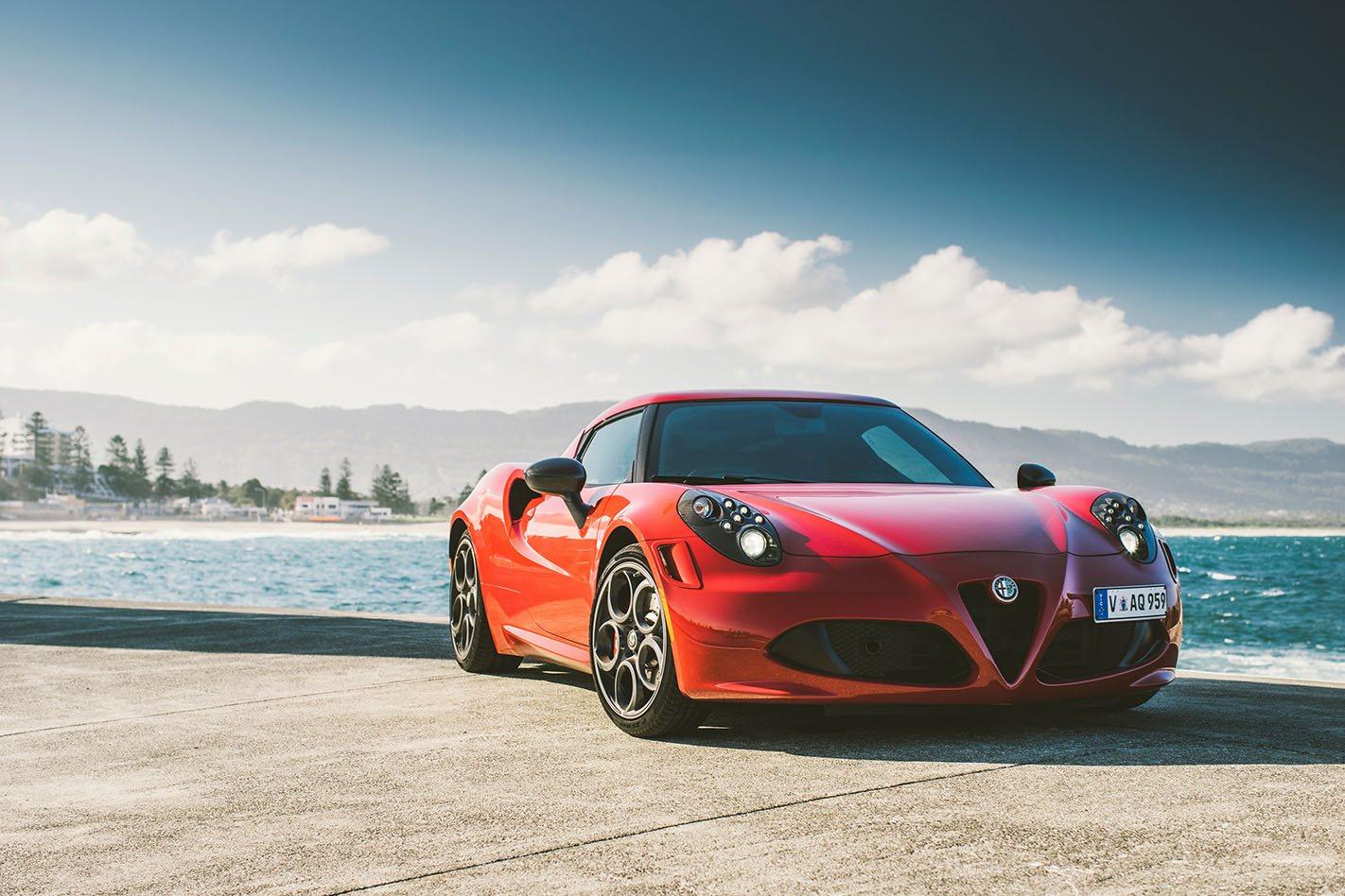 Alfa Romeo 4C: Driven to extinction