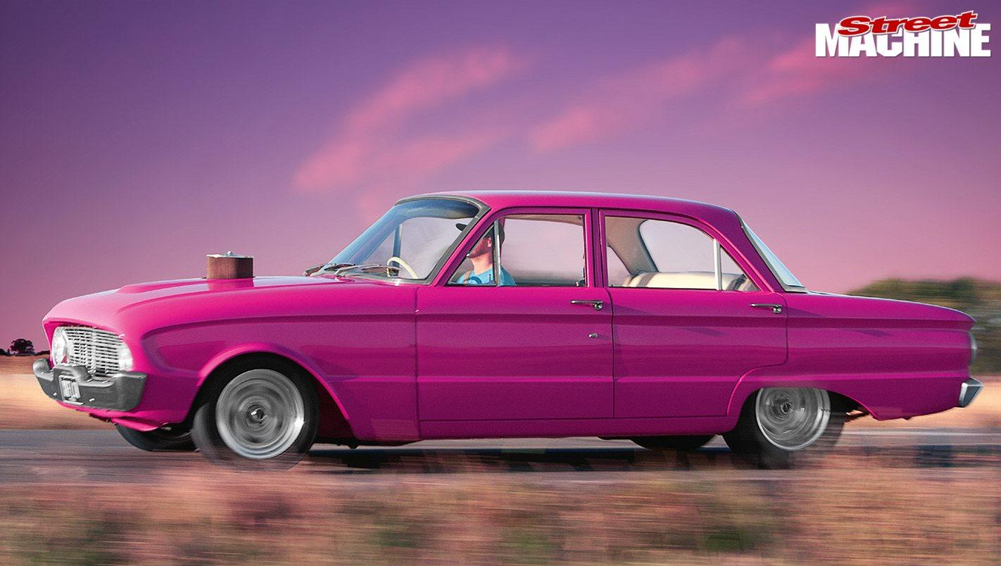 Ford XK Falcon