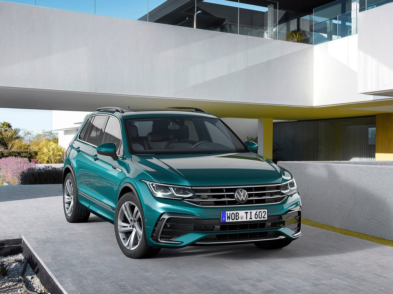 VW keen to bring new Tiguan R along with new 2021 Tiguan range