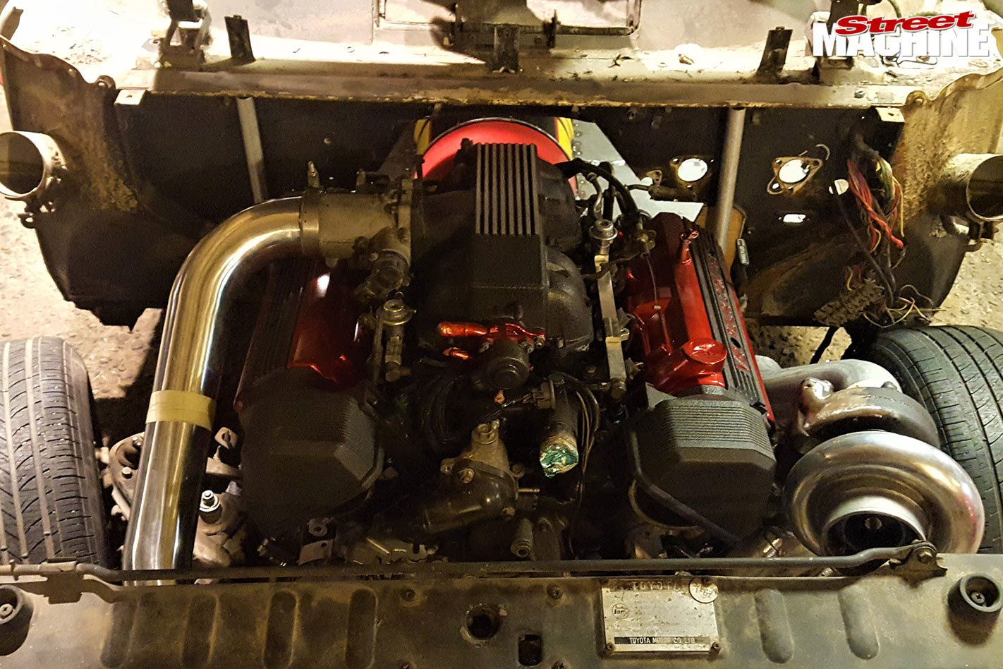 Toyota Stout project build