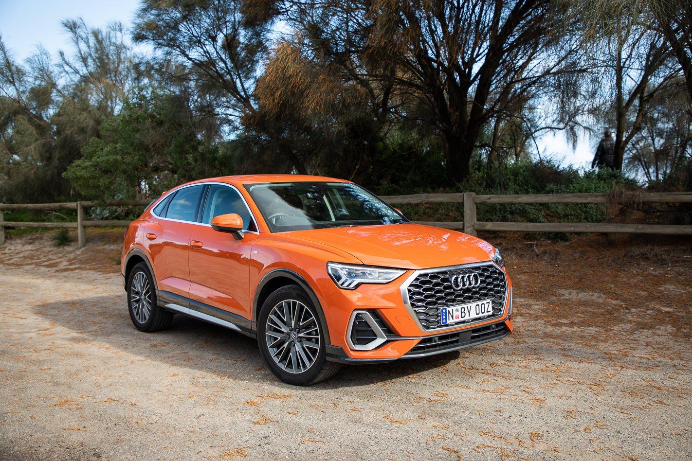 Audi Q3 Sportback 35tfsi 2020 Review