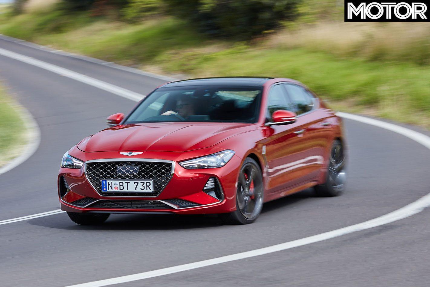 2020 Hyundai Genesis G70 2.0T Sport Review