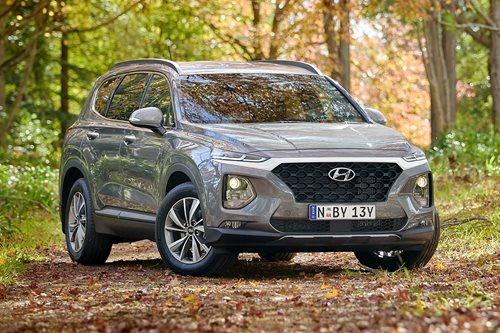 Hyundai Santa Fe Active X