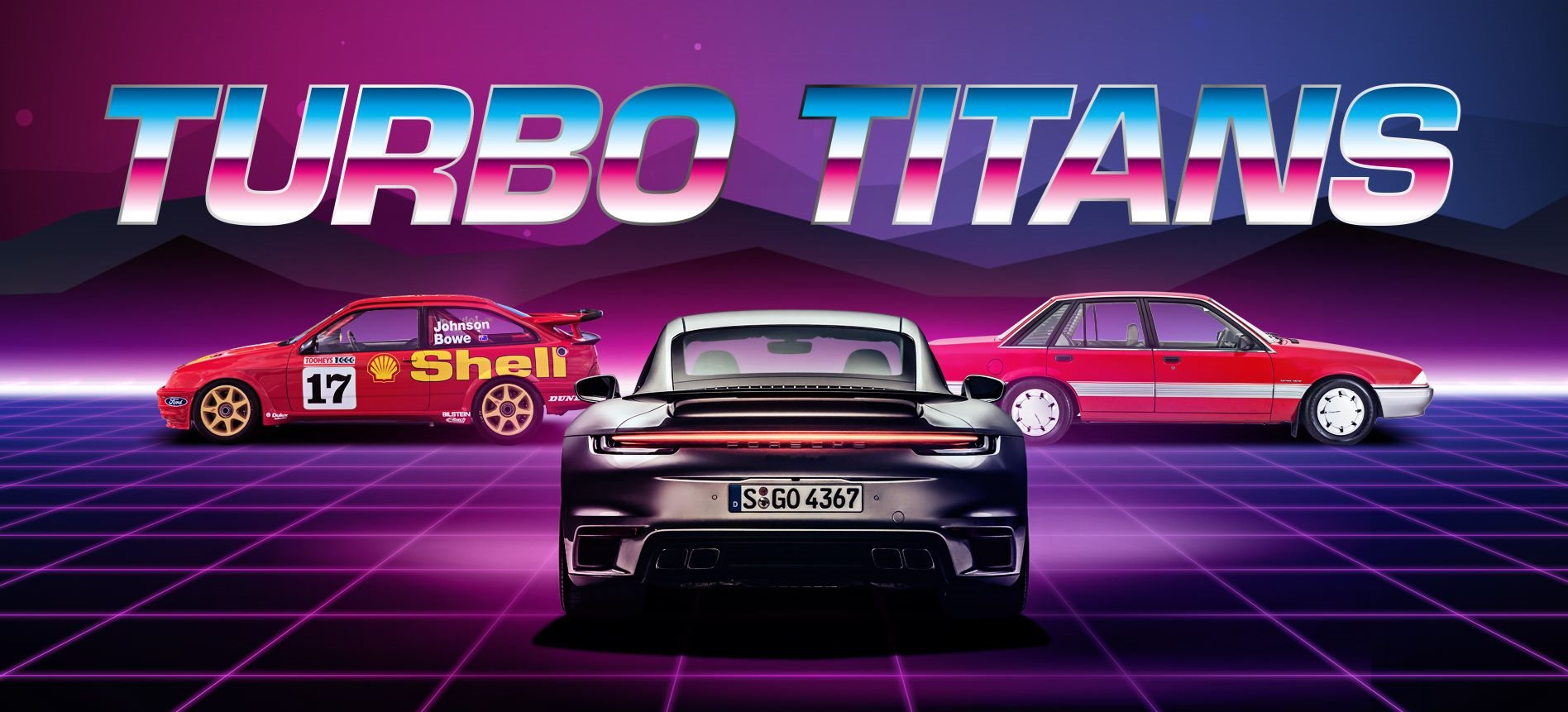 Turbo Titans