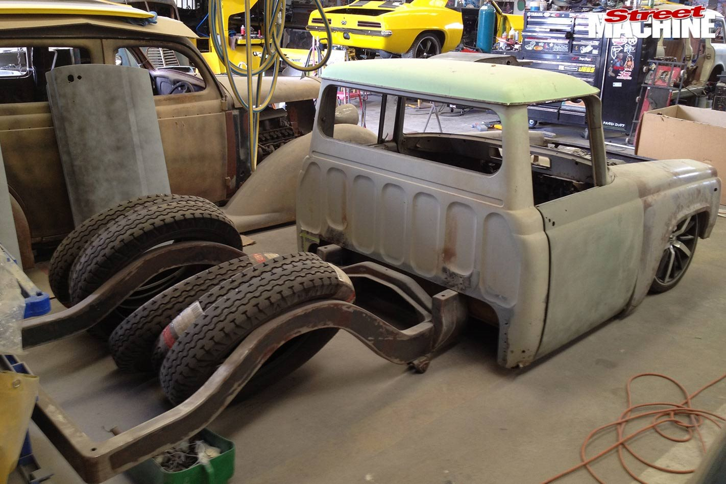 Toyota Stout project