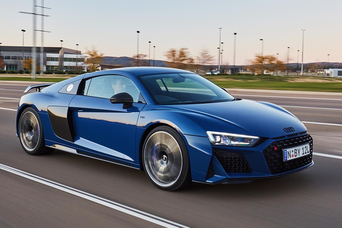 Audi R8 V10 Performance 2020 Review