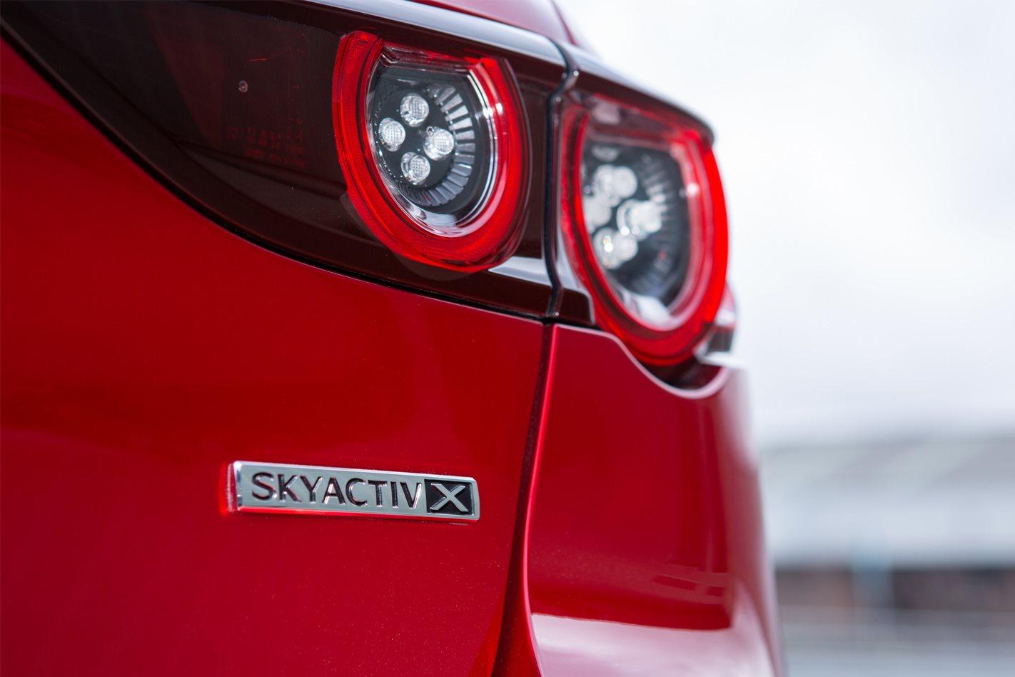 2020 Mazda 3 Skyactiv X M Hybrid review