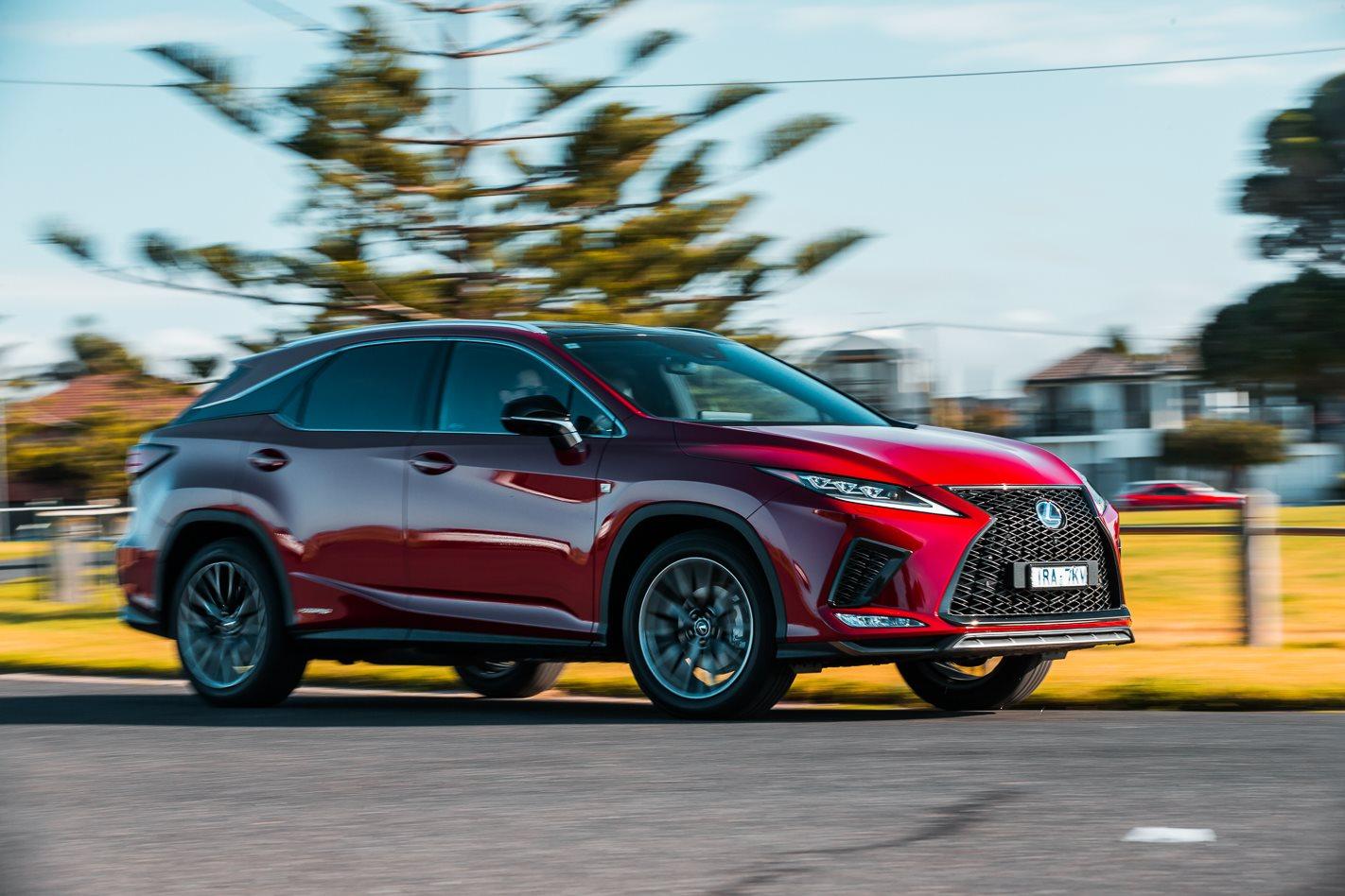 2020 Lexus RX 450h long-term review