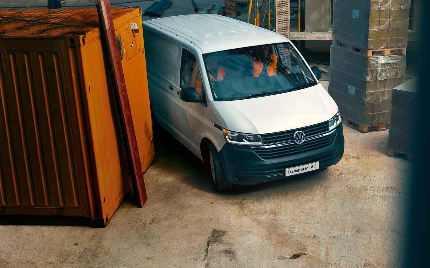 2021 Volkswagen T6.1 Transporter, Caravelle, Multivan ...
