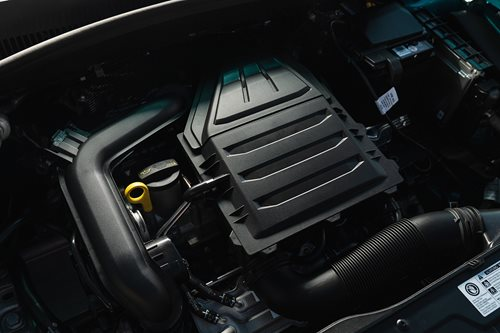 Volkswagen T-Roc 85TSI engine