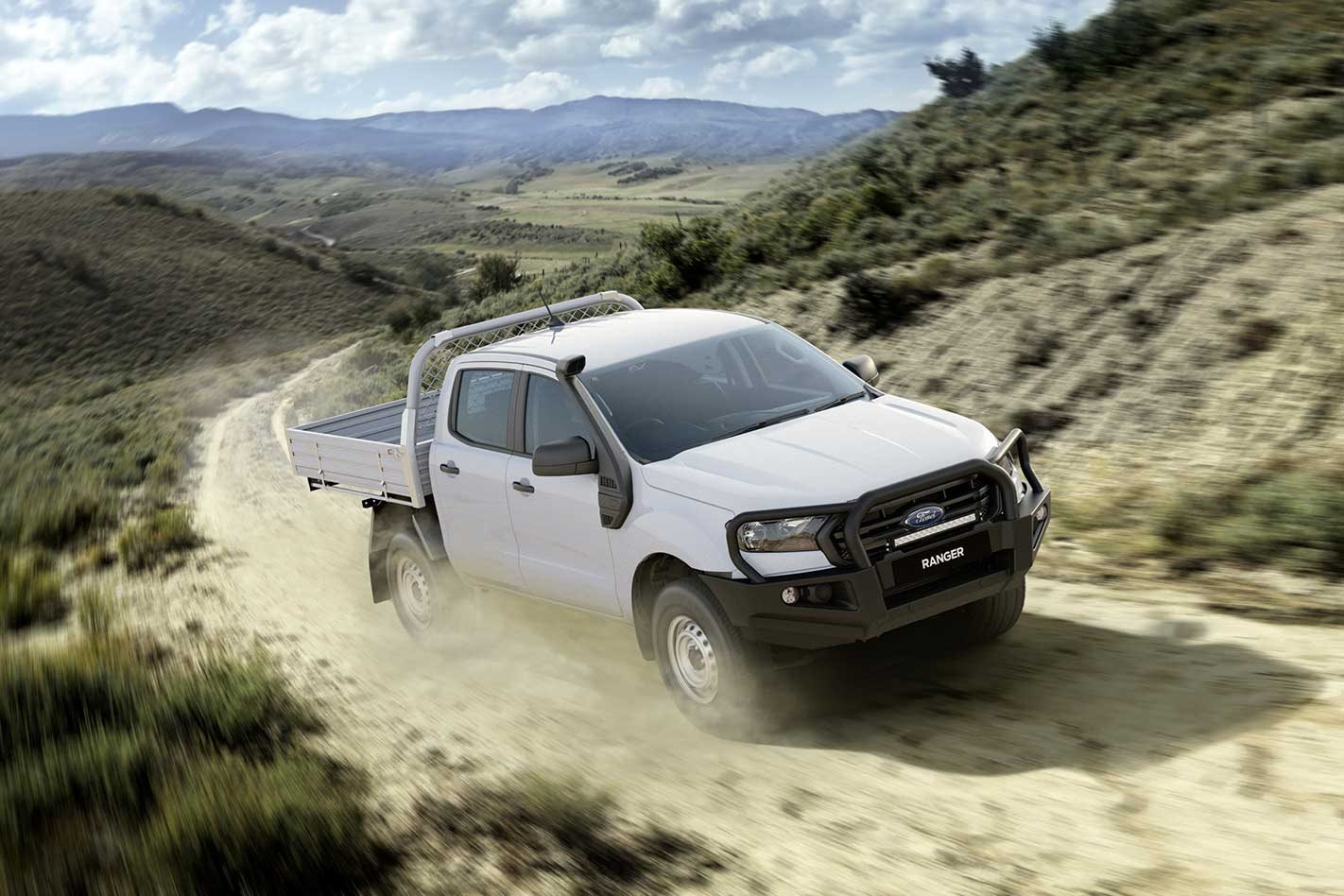 Updated Ford Ranger line-up and pricing