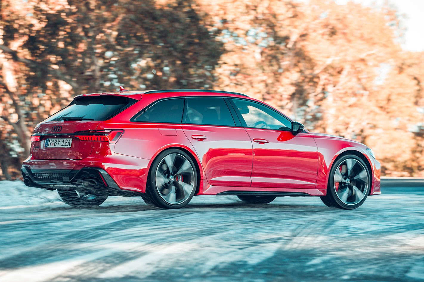 2020 Audi RS6 is the ultimate car for enthusiasts