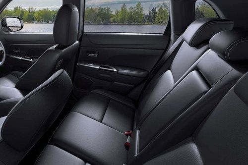 ASX rear seats