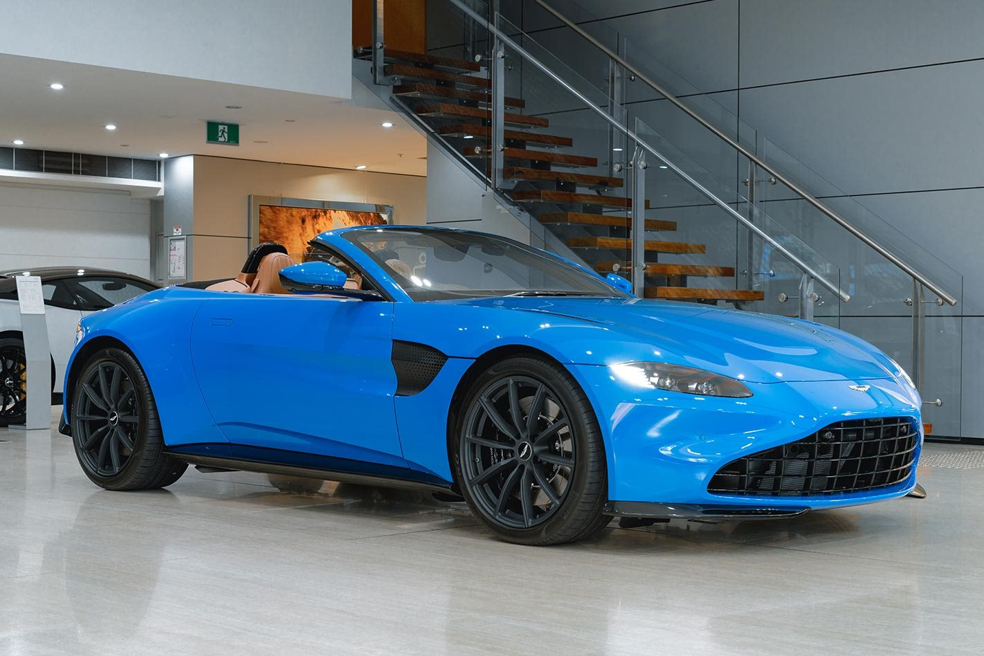 Aston Martin Vantage Roadster Launches In Australia