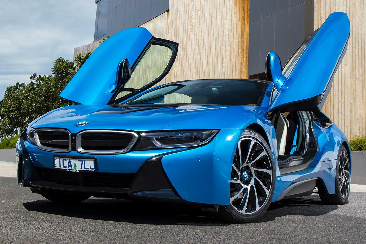 How The Bmw I8 Was Driven To Extinction