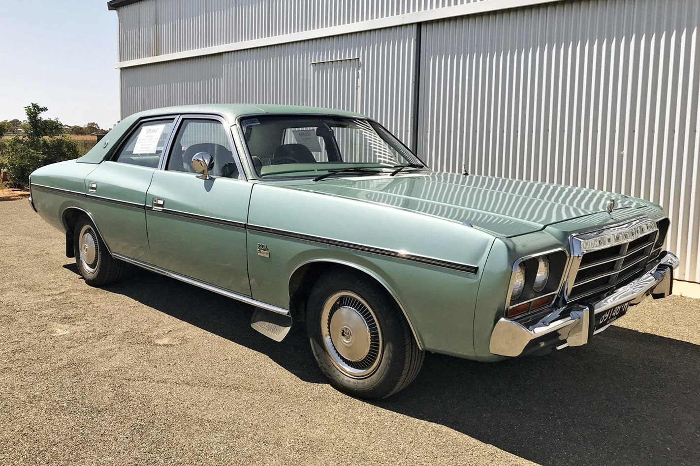 Five Australian Classic Cars For Under 25 000