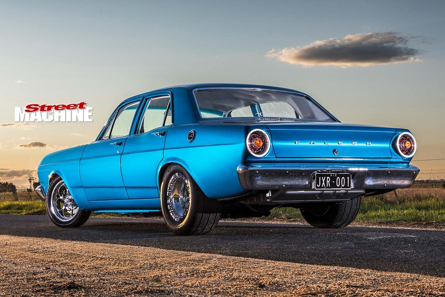 Summernats Top 60 1967 Ford Xr Falcon