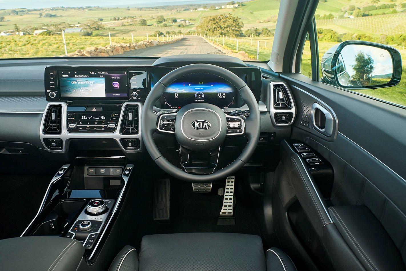 2021 Kia Sorento GT-Line review
