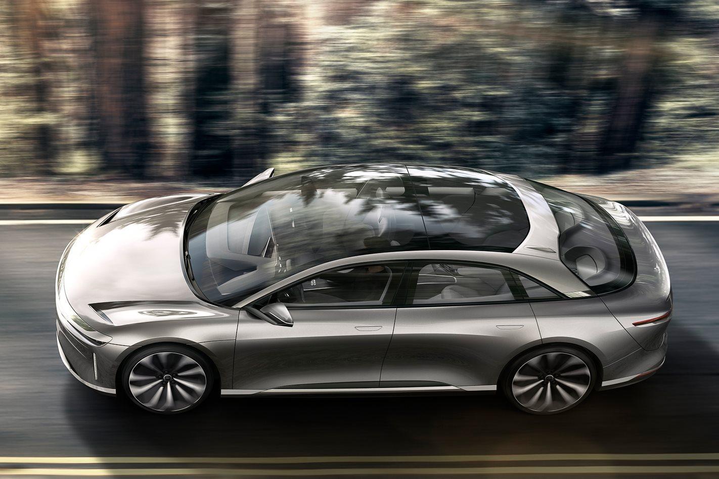 Lucid Air vs Tesla Model S on-paper EV ...