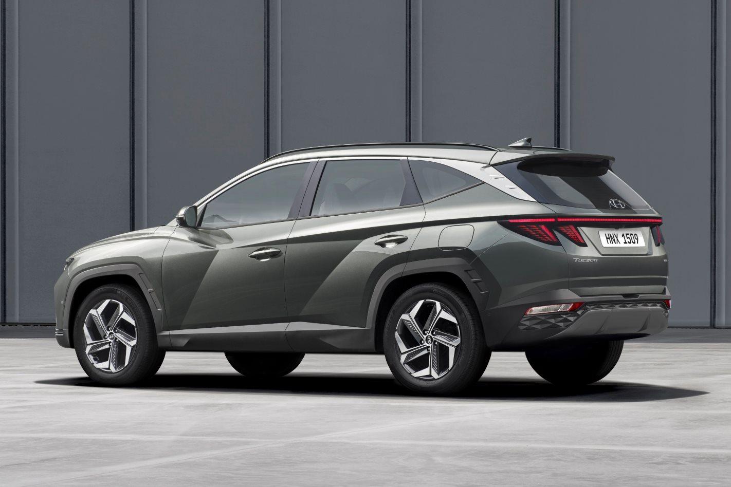 2021 Hyundai Tucson Revealed