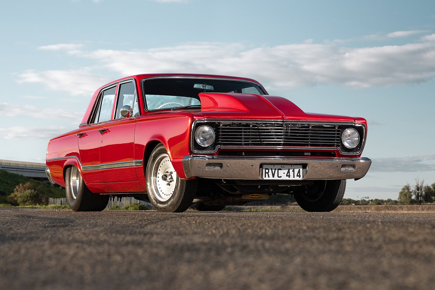 414ci Mopar-powered 1967 Chrysler VC Valiant Regal