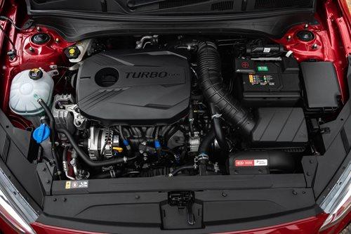 Kia Cerato 1.6-litre engine
