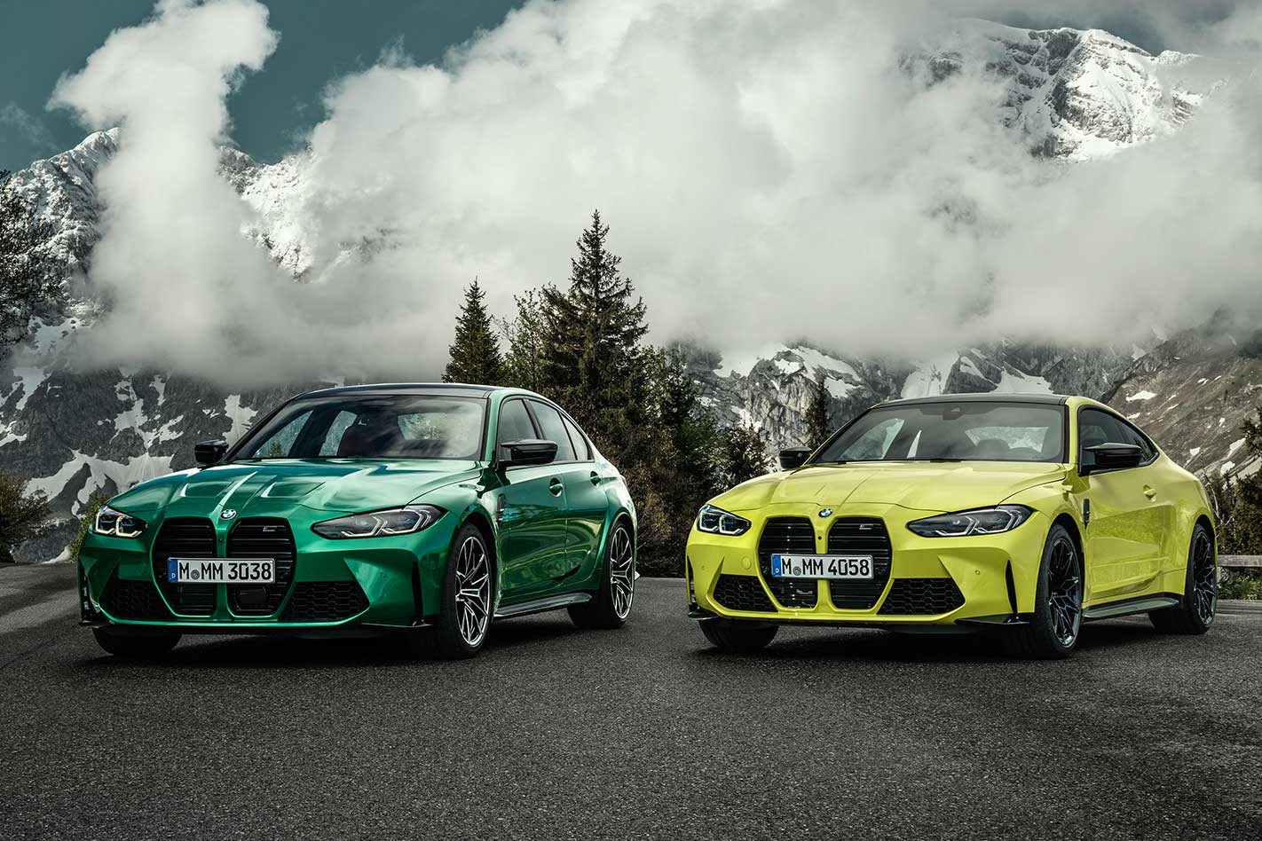 2021 Bmw M3 And M4 Specs And Design Preview