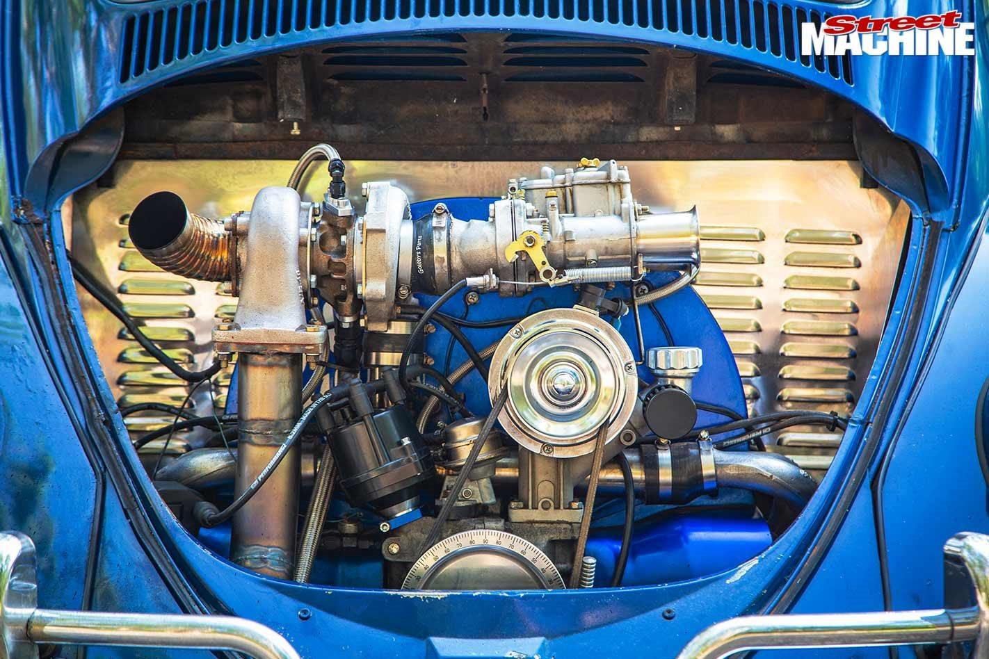 Turbocharged 1967 Volkswagen Beetle 1300 Deluxe