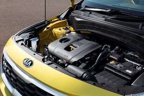 Kia Seltos 2.0-litre engine