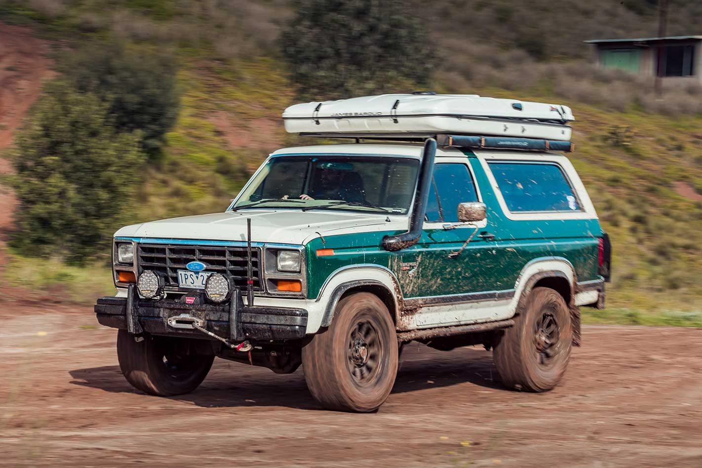 1983 Ford Bronco Xlt Custom Build