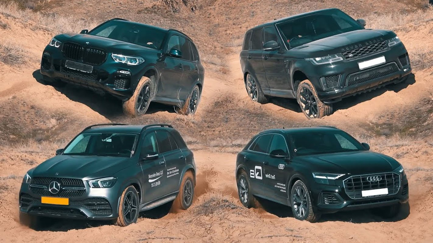 How Does Your Luxury Suv Perform Off Road