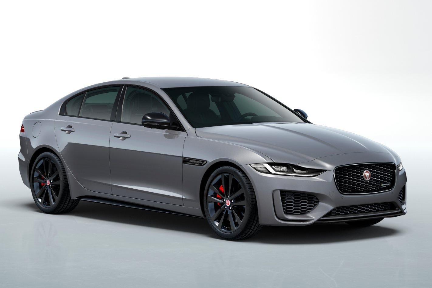 2021 Jaguar Xe Range Enhanced