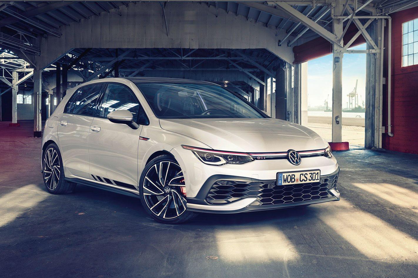 2021 Volkswagen Golf Gti Clubsport Detailed