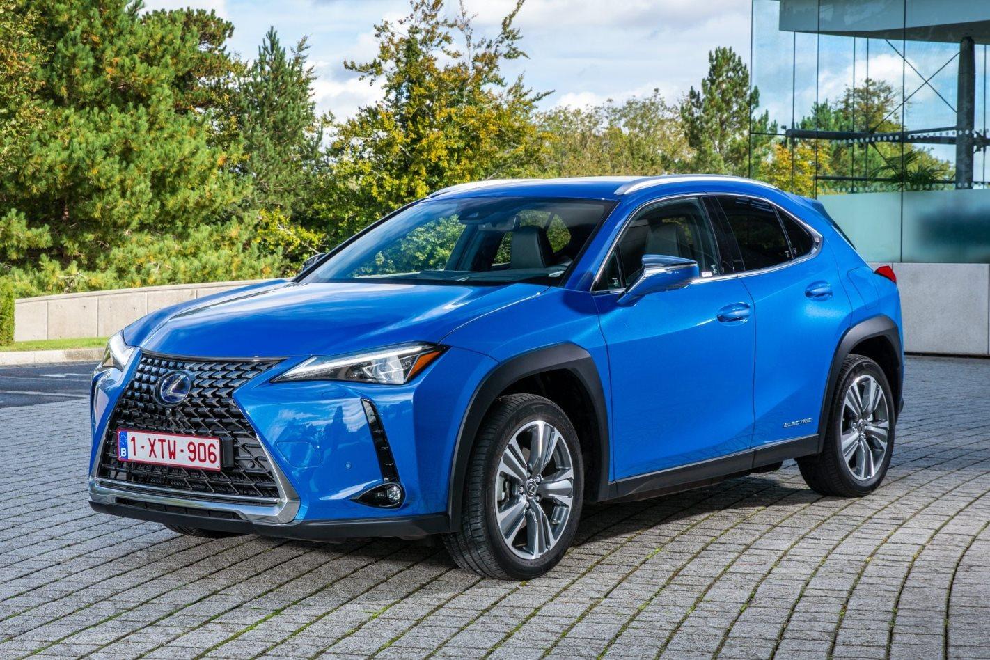 2021 Lexus Ux 300e Confirmed