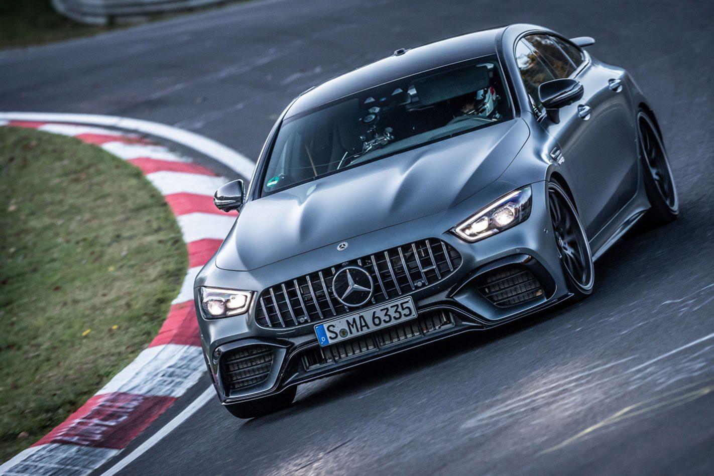 2021 Mercedes-AMG GT63 S