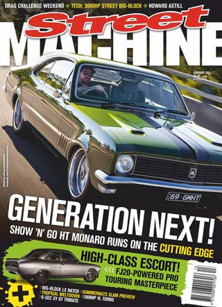 Subscribe to Street Machine magazine