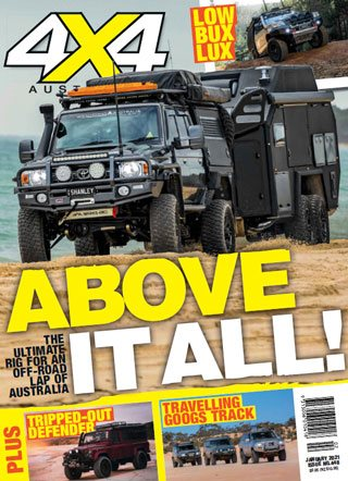 Subscribe to 4X4 Australia magazine